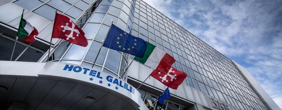 Travel open day pisa for Galilei hotel pisa