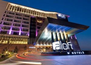 Starwood Hotels, debutto a Dubai per i marchi Element e Aloft