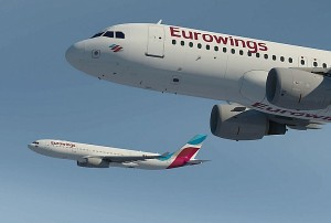 Eurowings acquisisce 33 velivoli Airberlin in wet lease