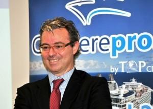Top Cruises, forte crescita di prenotazioni su Crocierepro.it