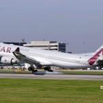Qatar Airways vola su Milano con l'A330: capacità a +30%