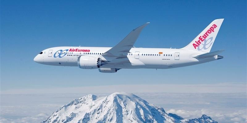 Air Europa lancia l'App e rinnova il sito web