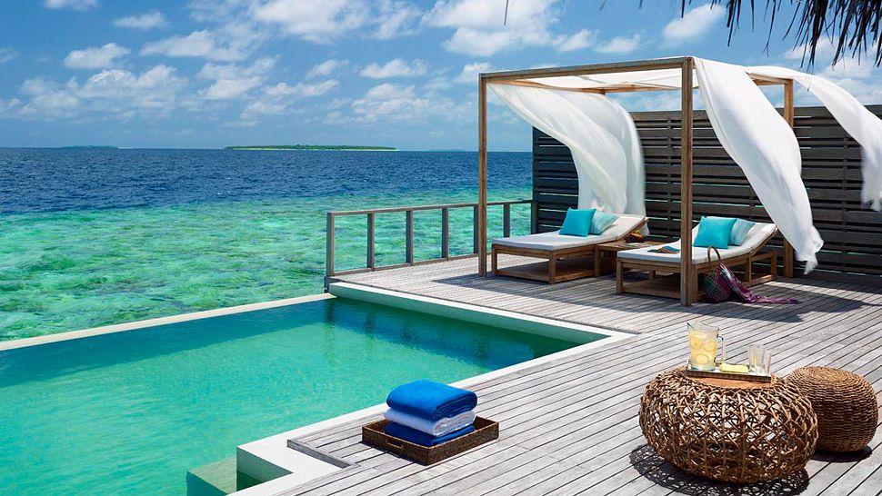 nuovo resort di lusso alle maldive per naar tour operator