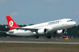 Velivolo Turkish Airlines