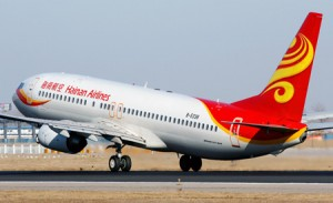 Hainan Airlines punta ad acquisire la britannica Monarch