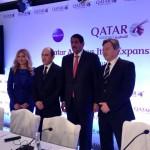 Qatar Airways, Al Baker: vorremmo crescere in Italia, aspettiamo le istiuzioni