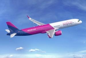 Nasce la nuova low cost Wizz Air Abu Dhabi