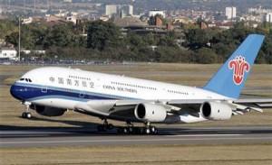 China Southern inaugura il volo Guangzhou-Adelaide