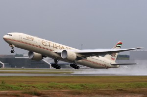 Etihad Airways, accordo di manutenzione con Air France-Klm