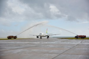 Air Seychelles, entra in flotta un nuovo Airbus A320