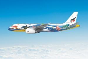 Bangkok Airways votata come