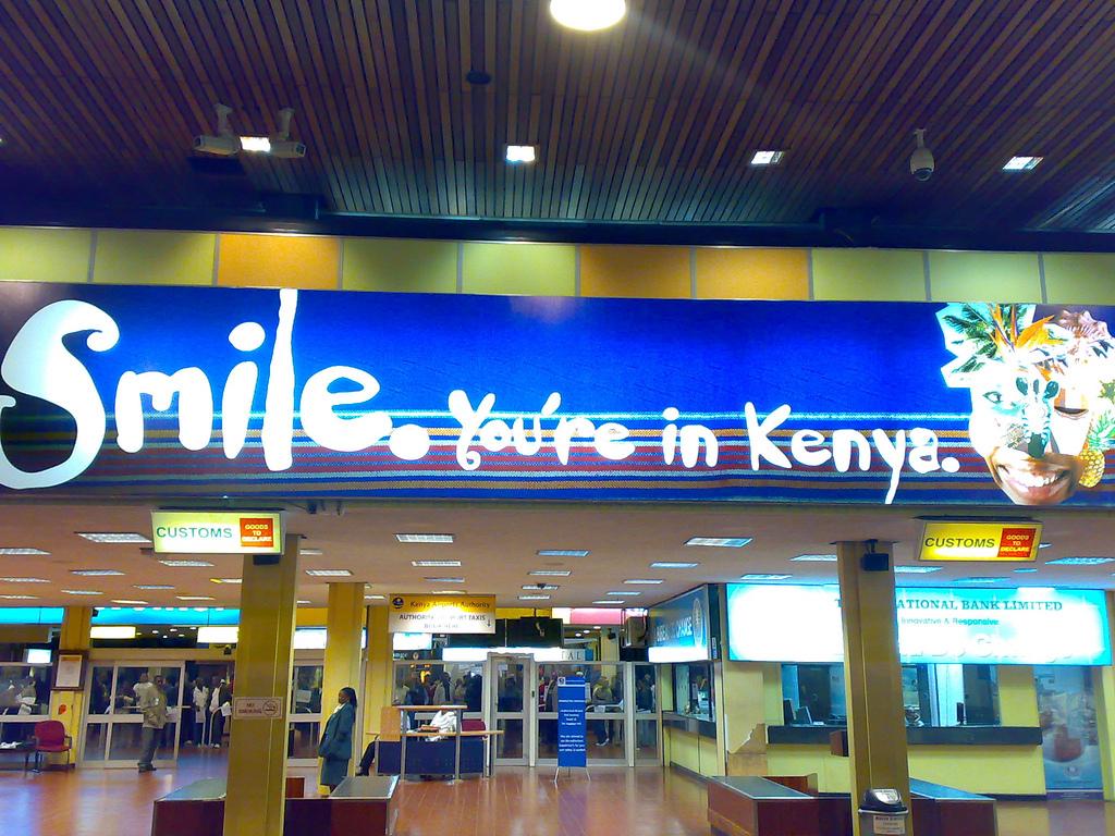 Aeroporto Kenya : Visti online per il kenya nuovo sito per semplificare le richieste
