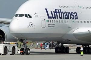 Lufthansa, primo trimestre in rosso