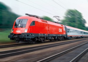 Primavera in Tirolo con i treni Db-Öbb