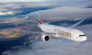 Emirates B777-300