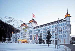 Il Kempinski St. Moritz inaugura la stagione invernale