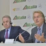 Montezemolo: Alitalia non si ferma, abbiamo messo il turbo