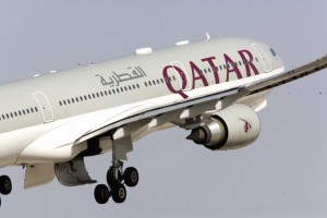 Qatar Airways' Airbus A330