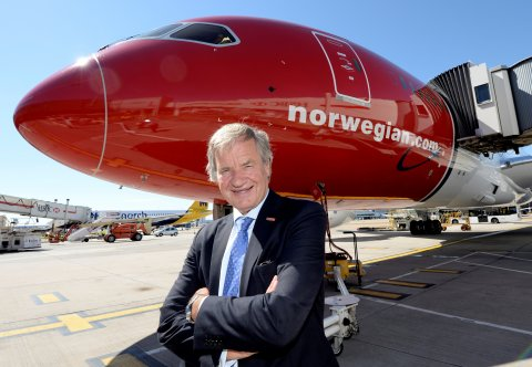 Norwegian più vicina all'accordo con Ryanair