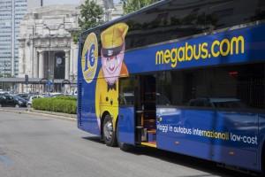 Megabus.com introduce i pagamenti con PayPal