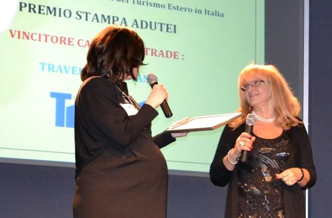 Adutei premia Travel Quotidiano