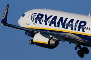 Ryanair, nuovo volo estivo da Perugia a Catania
