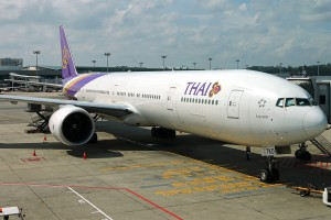 Thai Airways, quarto volo da Milano Malpensa