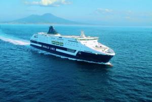 Grimaldi Lines - motonave Cruise Barcelona
