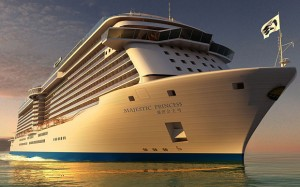 Princess Cruises, è la Majestic la nave più attesa del 2017