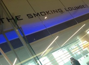 Sala Fumatori Aeroporto Barcellona : Aeroporto di napoli inaugurata la smoking lounge