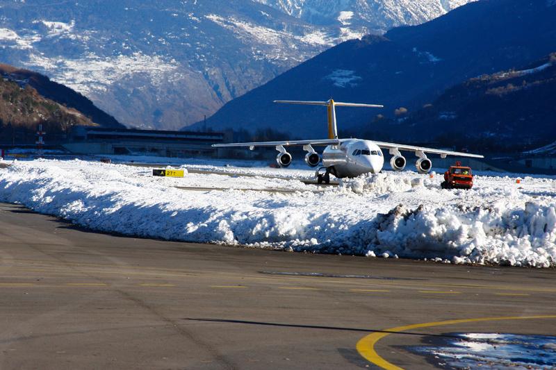 Aeroporto Aosta : Aeroporto di aosta a rischio chiusura travelquotidiano