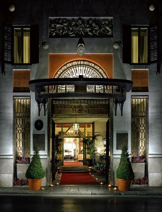Hotusa apre a palermo il quattro stelle eurostars centrale for Luxury hotel zaragoza