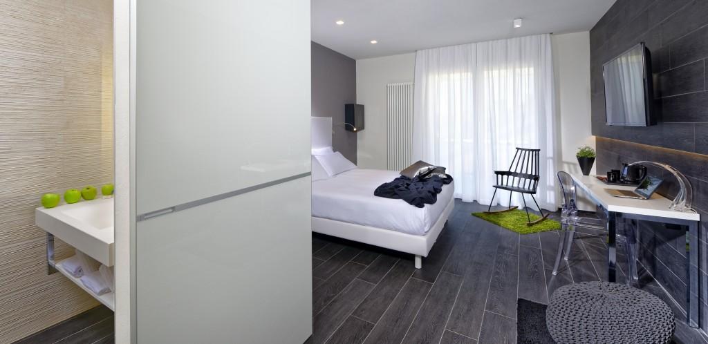 bologna un hotel fuori dai soliti circuiti il. Black Bedroom Furniture Sets. Home Design Ideas
