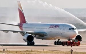 Iberia apre il 28 giugno il volo per Shanghai