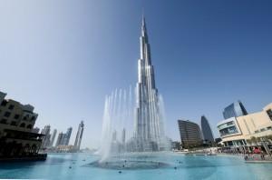 Dubai, tutto pronto per il Galà di Capodanno