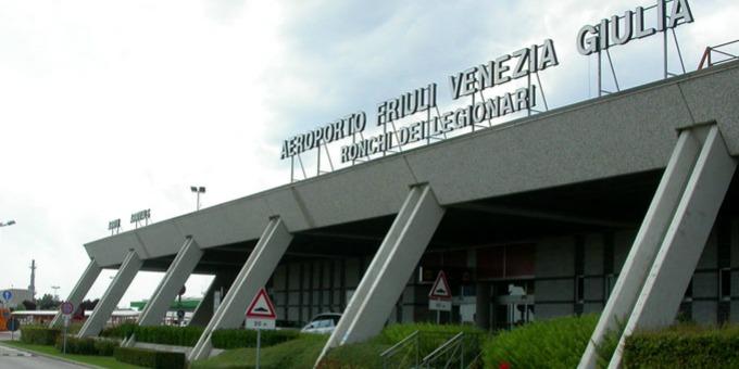 Aeroporto Ronchi : Ronchi dei legionari rinnova le aree ristorazione