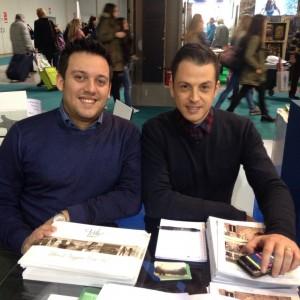Alessio Virgili e Andrea Cosimi