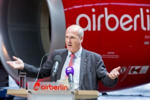 Airberlin: prenotabile la nuova business class sul corto-medio raggio