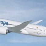 Air Europa porta il wi-fi a bordo dei velivoli lungo raggio