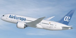 Air Europa, un volo Madrid - Boston per l'estate