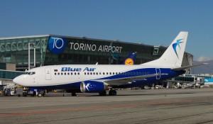 Blue Air apre il collegamento Torino-Atene