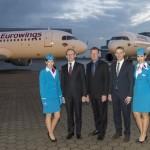 Eurowings amplia la flotta con due nuovi A320