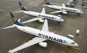 Ryanair condanna lo sciopero dei controllori di volo