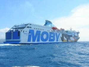 Moby e Toremar aprono le prenotazioni sull'Isola d'Elba