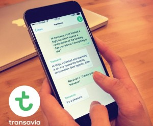 Transavia WhatsApp2