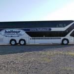 Baltour, nuova linea autobus tra Bologna e il nord della Toscana