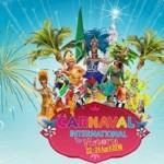 La squadra di Hotelplan pronta per il Carnevale di Seychelles
