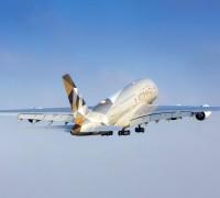 Etihad Airways: secondo volo giornaliero su Roma, dopo il ritiro di Alitalia