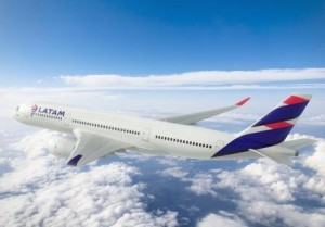 Latam Airlines, load factor all'83,6% in dicembre