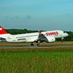 Swiss, il nuovo Bombardier sulla rotta Milano-Zurigo
